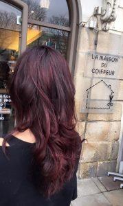 coupe et couleurs femme la maison du coiffeur Nantes