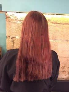 coupe femme la maison du coiffeur Nantes