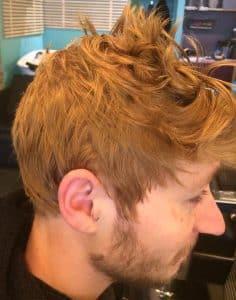 Coiffure homme la maison du coiffeur Nantes