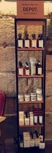 Marque depot partenaire la maison du coiffeur Nantes